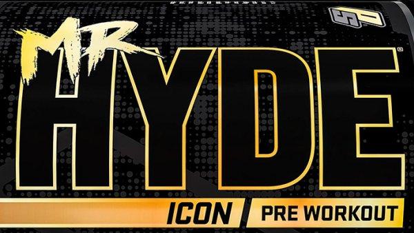 Предтренировочник ProSupps Mr. Hyde серии Icon
