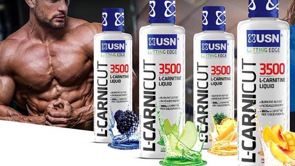 L-Carnicut 3500 L-Carnitine Liquid – теперь на 50% больше L-карнитина!