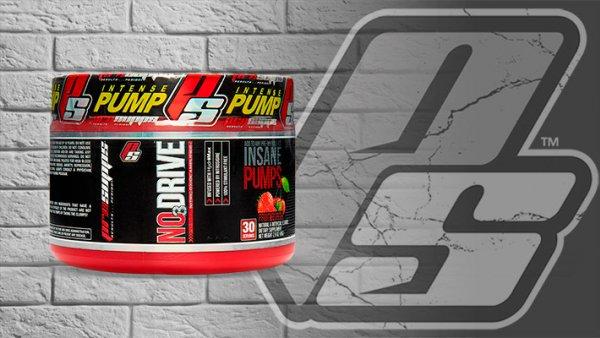 ProSupps модернизировал формулу NO3 Drive Powder