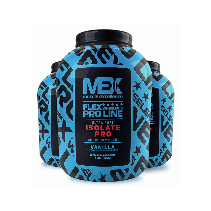 MEX Isolate Pro 1,8 kg