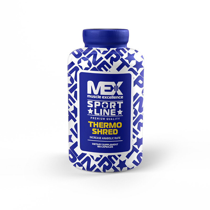 MEX Thermo Shred 180 capsules