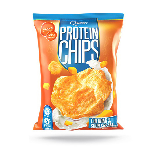 Quest Protein Chips Cheddar & Sour Cream 32 g