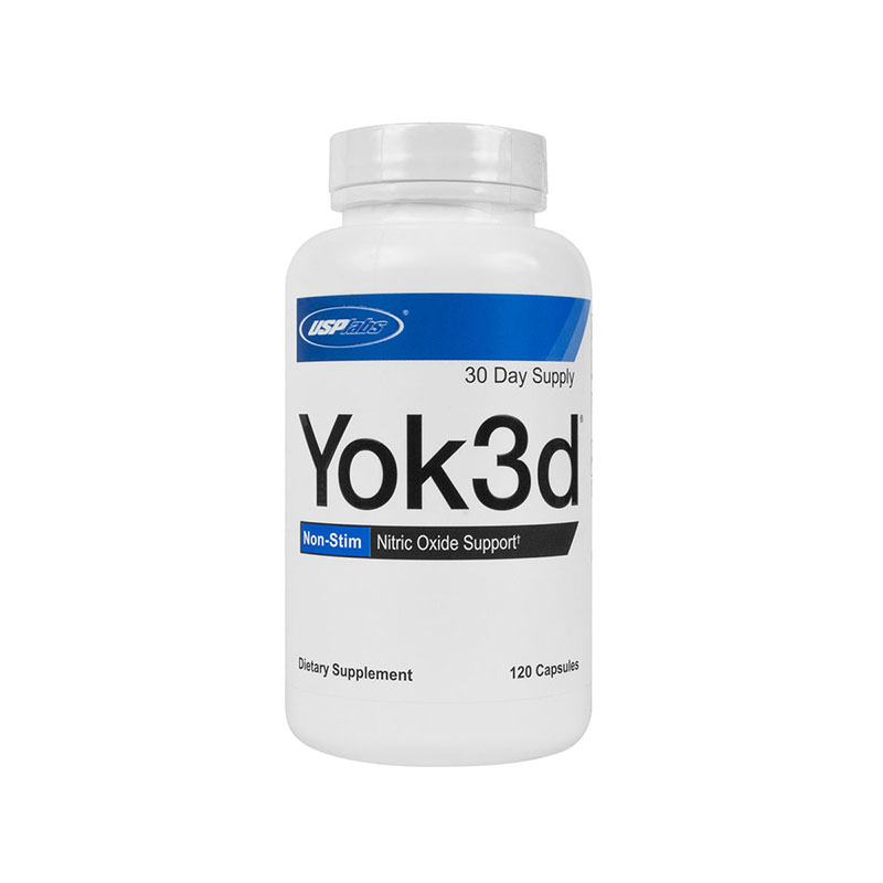 USPLabs Yok3d 120 caps