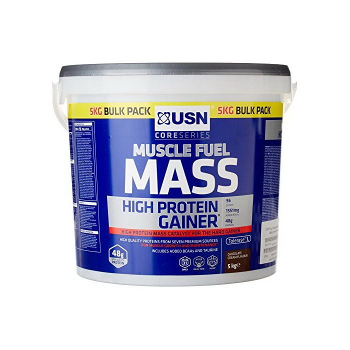 USN Muscle Fuel Mass 5 kg