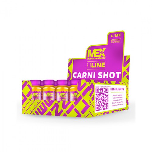 MEX Carni Shot box