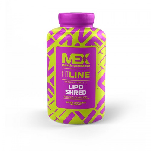 MEX Lipo Shred 120 tabs