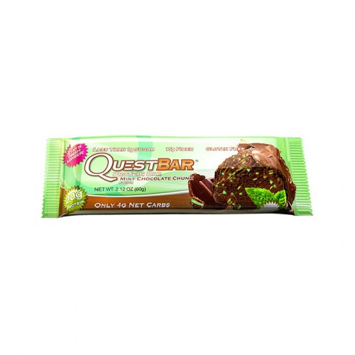 Questbar Mint Chocolate Chunk 60 g