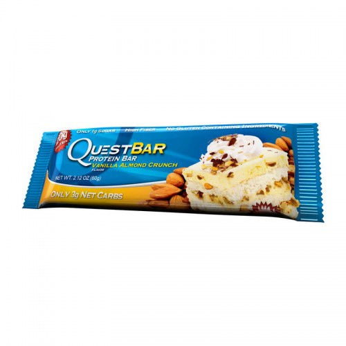 QuestBar Vanilla Almond Crunch 60 g