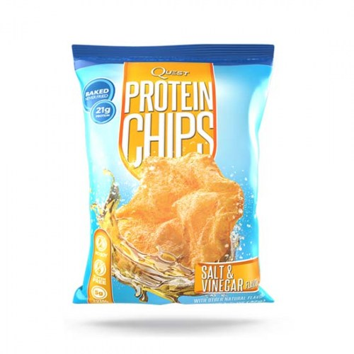 Quest Protein Chips Salt & Vinegar 32 g