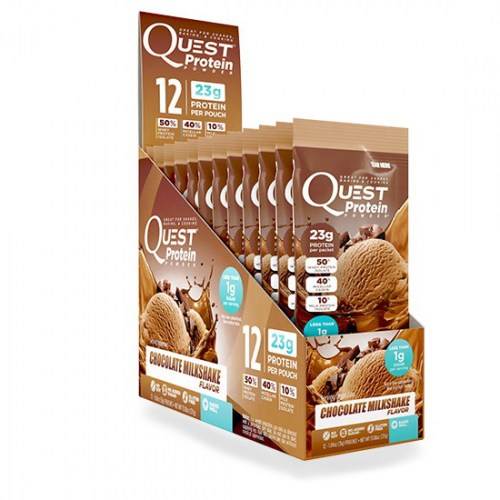 Quest Protein Chocolate Milkshake 31 g x 12