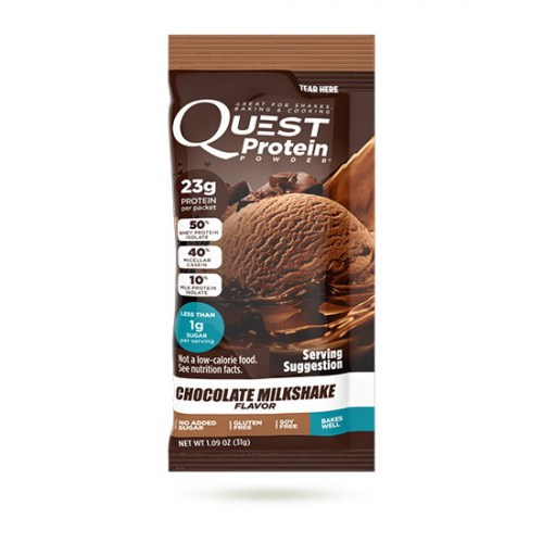 Quest Protein Chocolate Milkshake 31 g