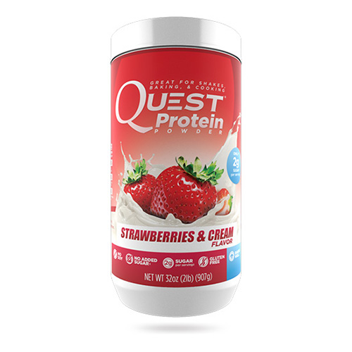 Quest Protein Strawberries & Cream 907 g
