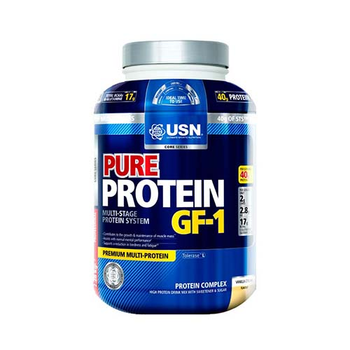 USN Nutrition Pure Protein GF-1 2,28 kg
