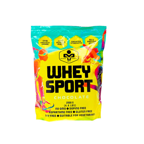 MUST Whey Sport 2 kg