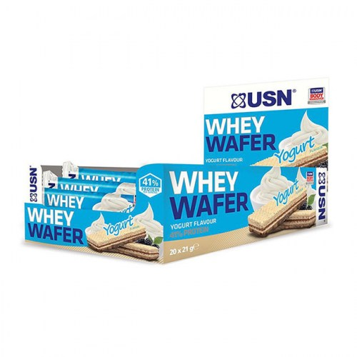 USN Whey Wafer 21 g x 20