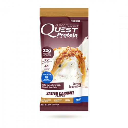 Quest Protein Salted Caramel 28 g